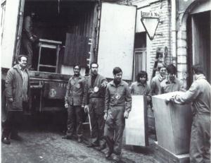 histoire burie agencement